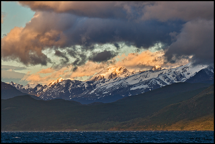 Beagle Channel, Tierra del Fuego, Chile