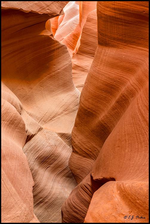 slot canyon page