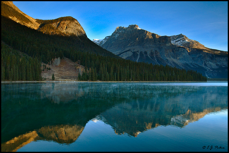 Emerald Lake, Yoho National Park, BC