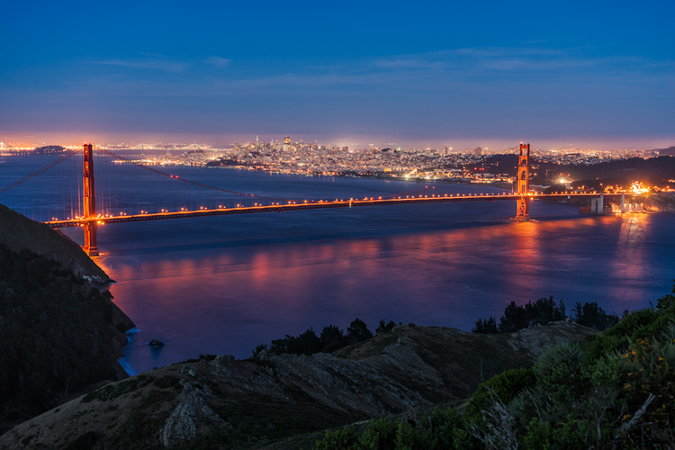 Golden Gate, CA