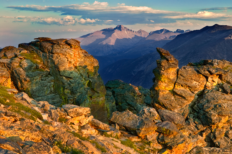 Rocky Mountain National Park: 100 Year Perspective by John FIELDER NF/NF 80107