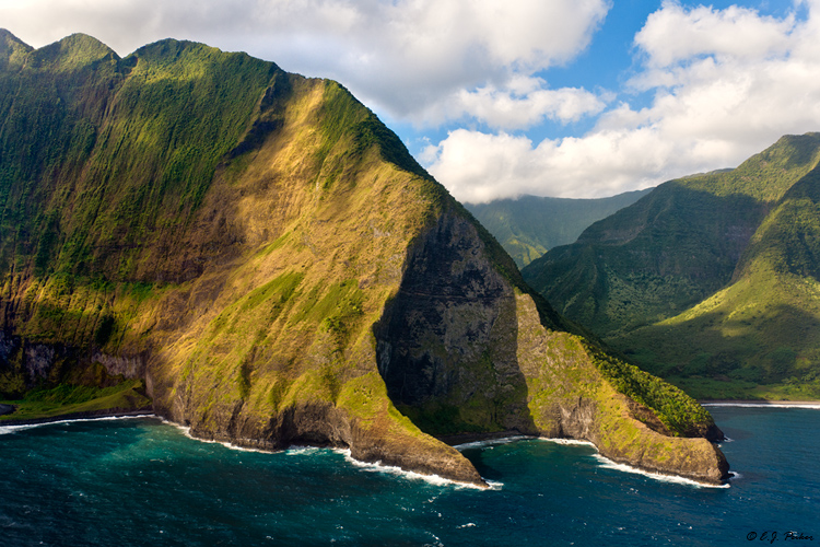 Molokai Sea Cliffs, Molokai