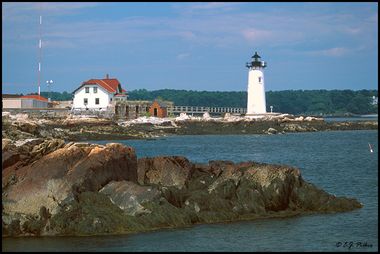 Lighthouse, Portsmoutj, NH