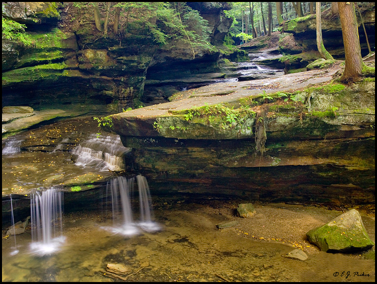 Old Man's Gorge, Hocking Hills, OH