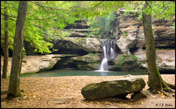 Upper Falls, Hocking Hills, OH