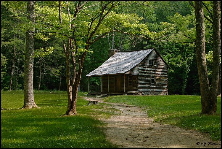 Cades Cove, Great Smoky Mountains NP, TN