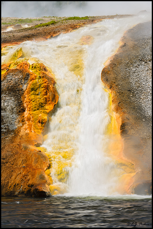 Firehole River, Yellowstone NP, WY