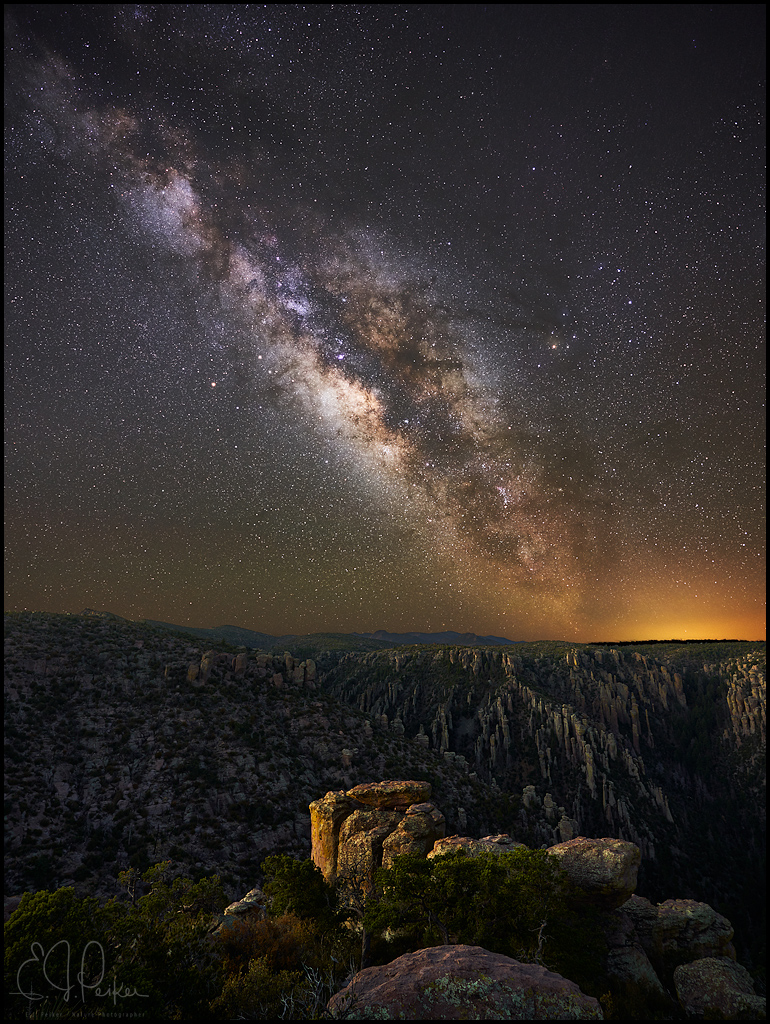 Chiricahua Milky Way