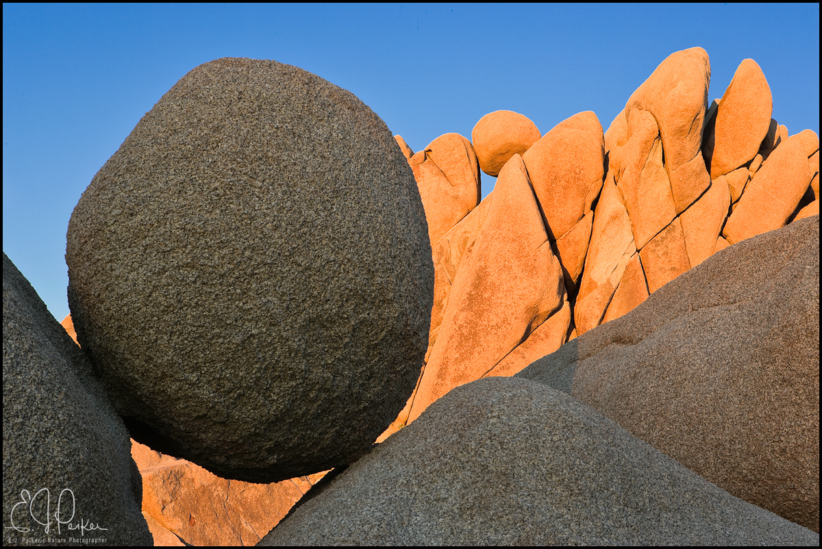 Giant Marbles, Joshua Tree National Park
